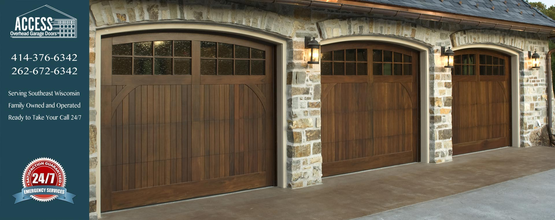 Milwaukee Garage Doors Service Sales Repair Access Overhead Garage Doors